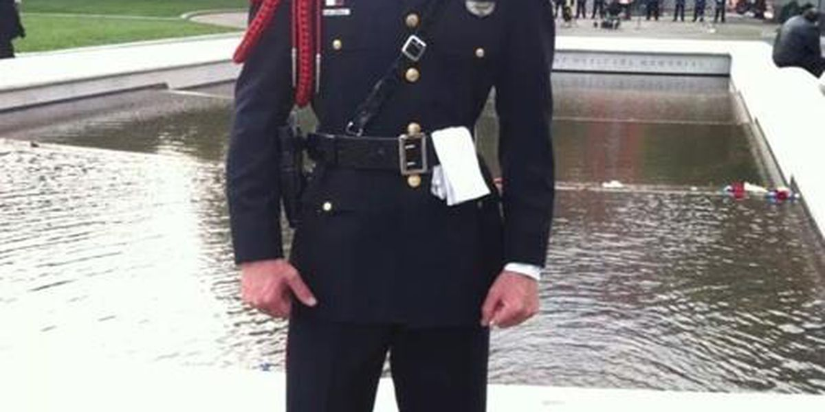 Family friend remembers officer killed in Virginia shooting