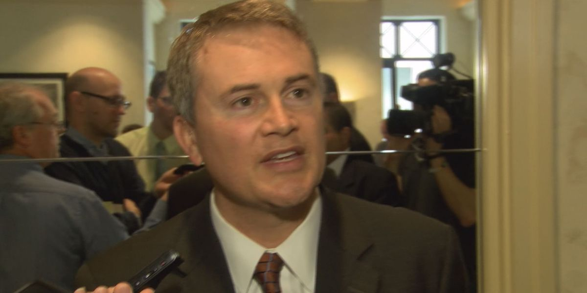 Rep. James Comer speaks ahead of State of the Union address