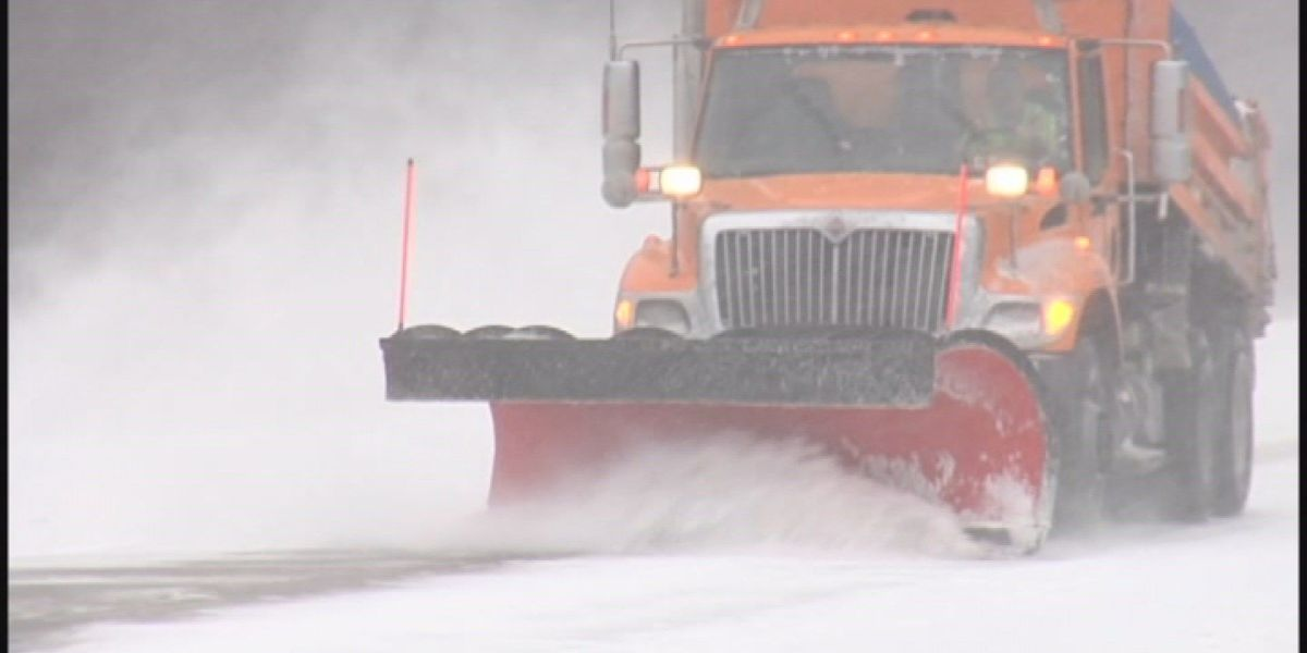 Crews not to pre-treat roads before wintery mix
