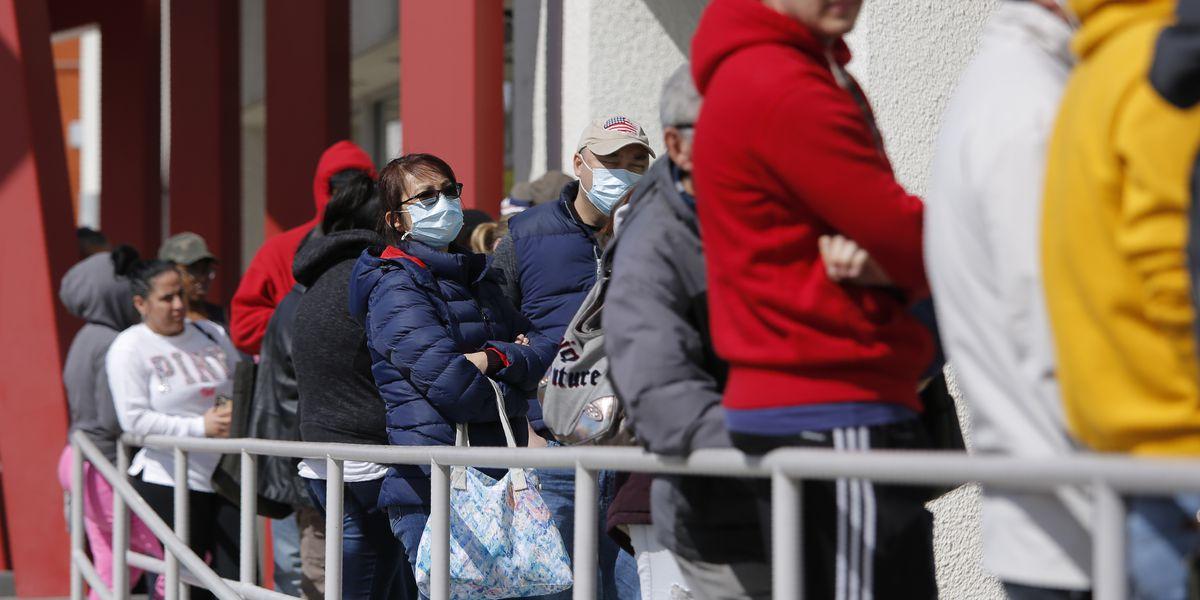 Record 16.8 million have sought US jobless aid since coronavirus