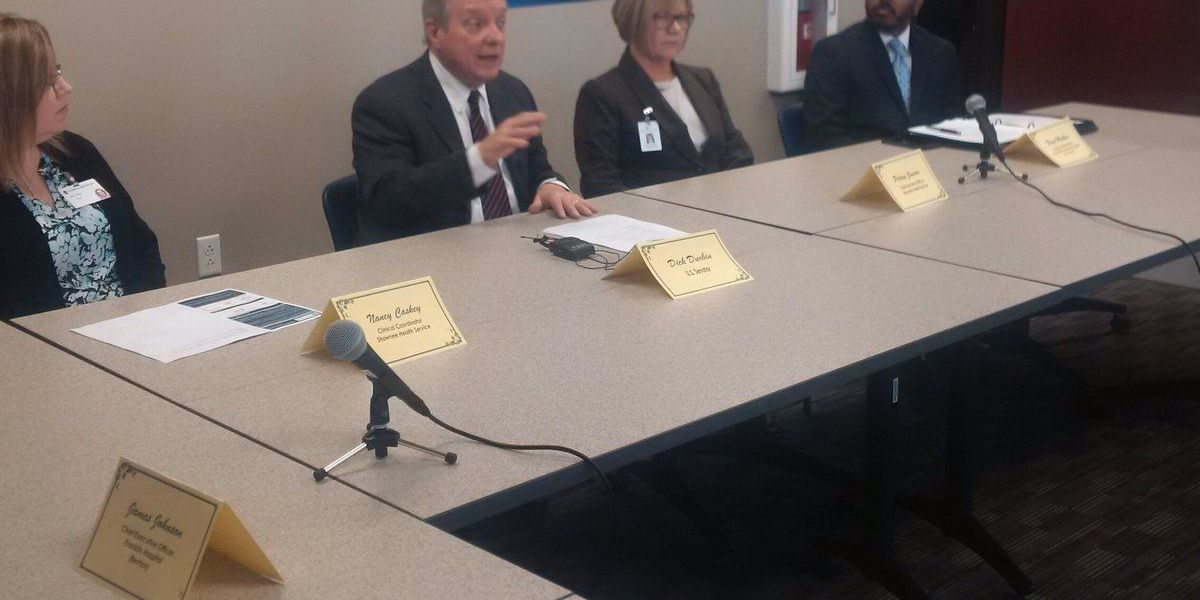 Roundtable discussion held in southern IL to discuss impact of repealing ACA