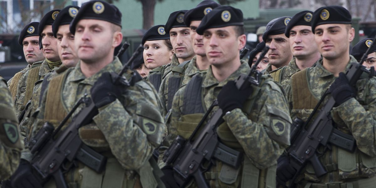The Latest: US hails Kosovo parliament vote to form new army