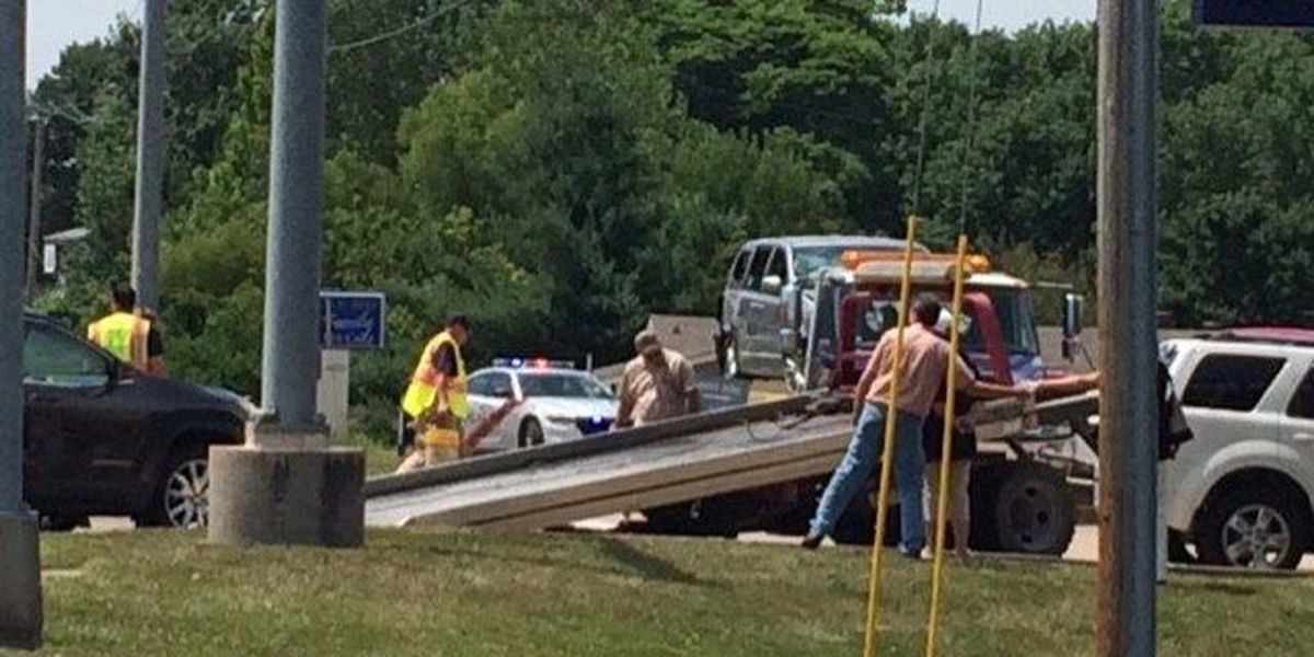 Road reopened in Jackson, MO after closure due to car crash