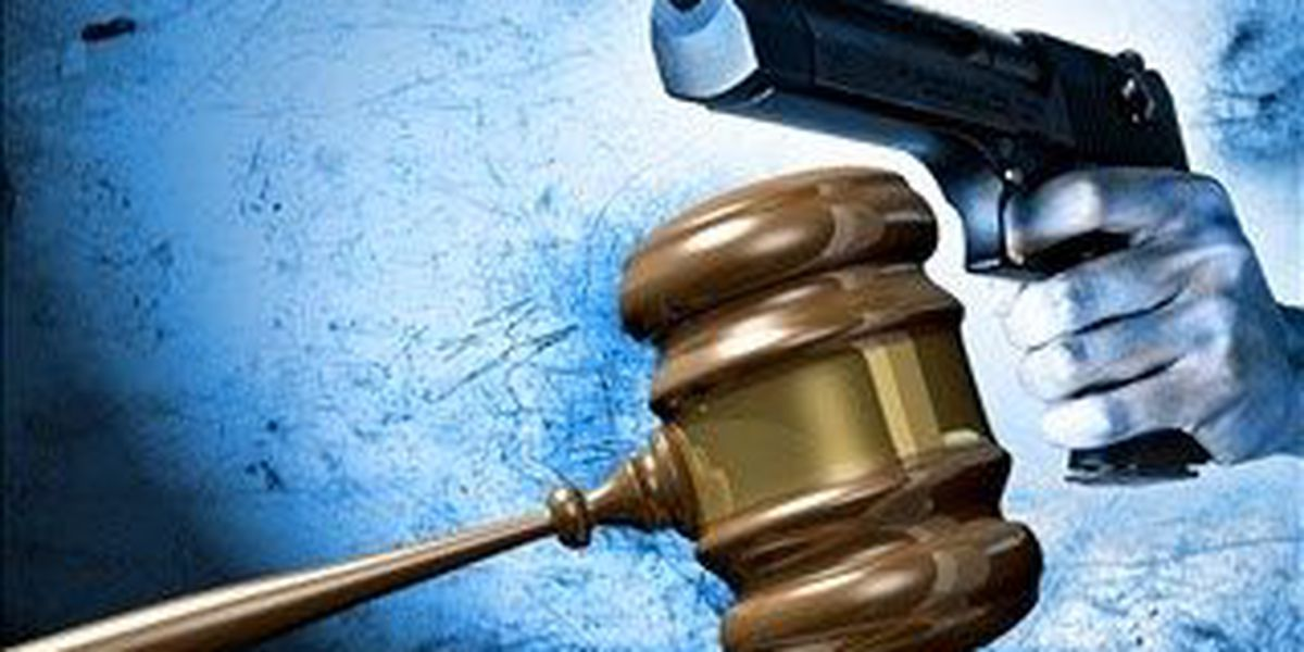 Williamson County man sentenced on federal firearm charges