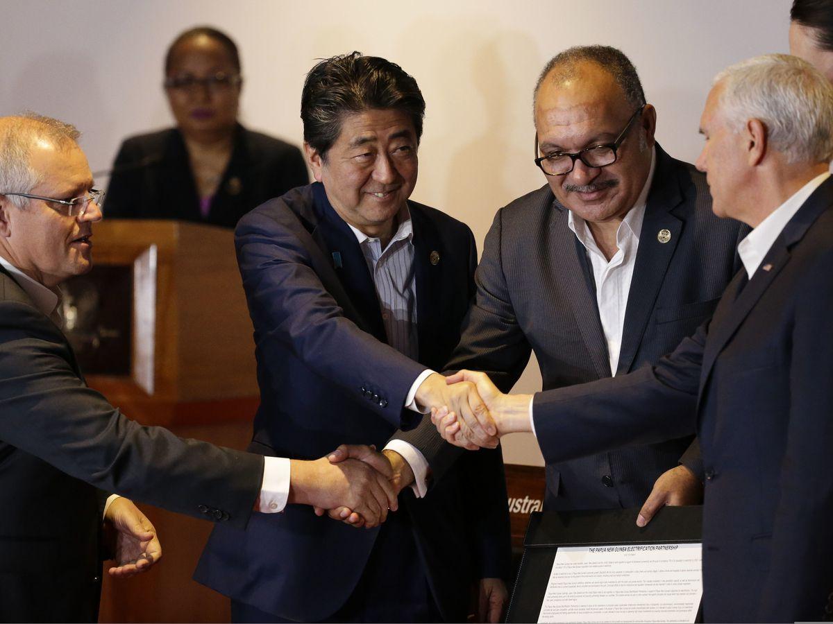 Acrimonious Pacific summit underscores China-US tensions