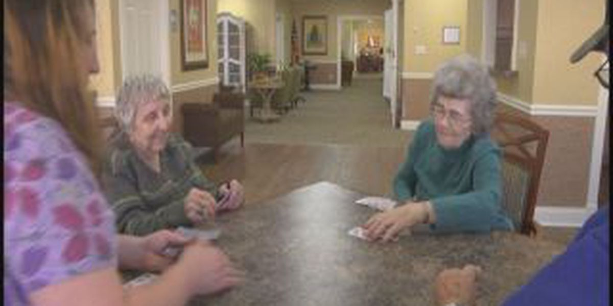 Mind exercises help elderly adults stay sharp