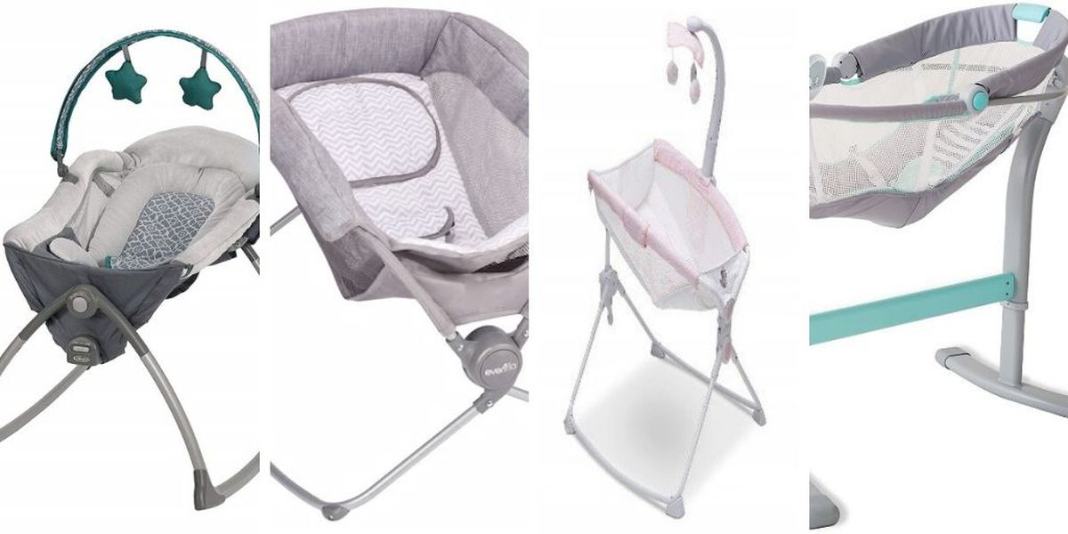 Inclined baby sleepers, rocking seats recalled due to risk of suffocation