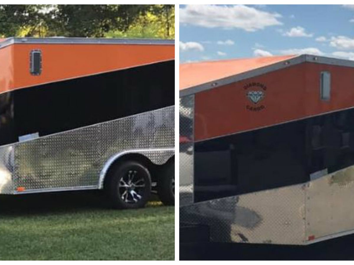 Sheriff's office: Trailer stolen in Madison Co., Mo.