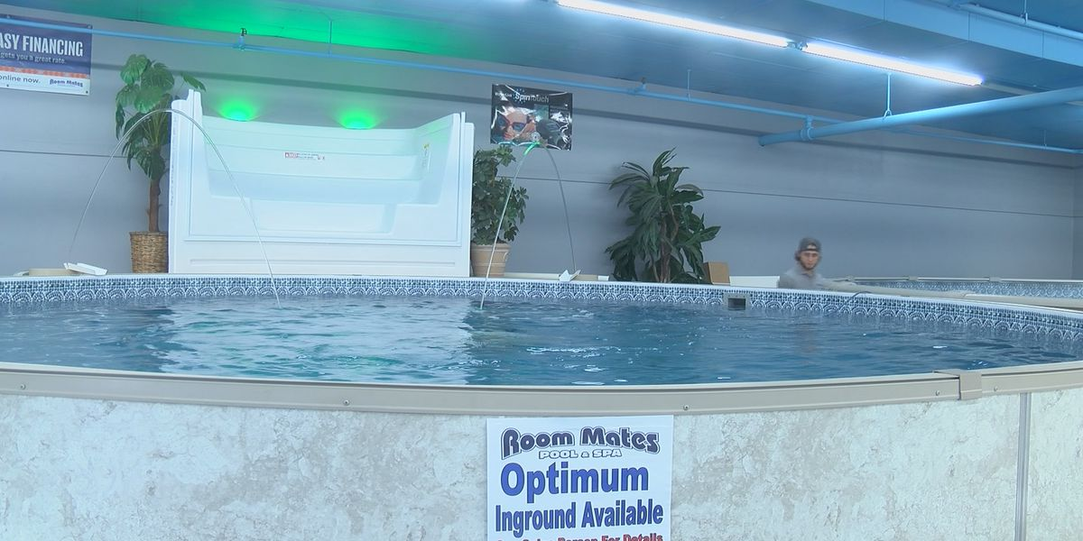 Pool companies see more business during COVID-19