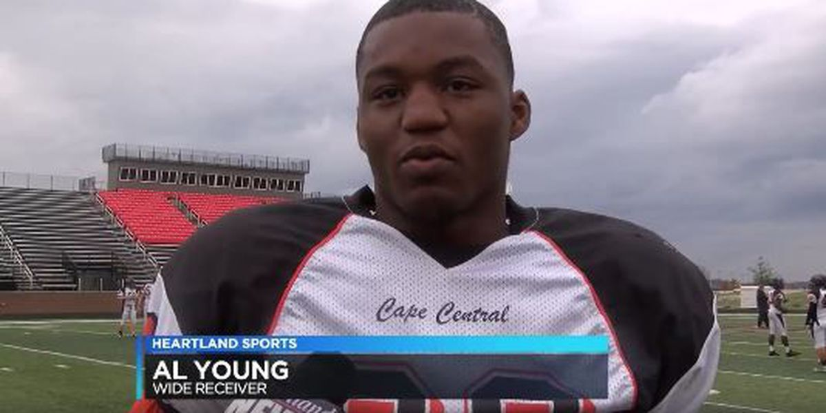 Source: Cape Central wide receiver Young verbally commits to SEMO Redhawks football