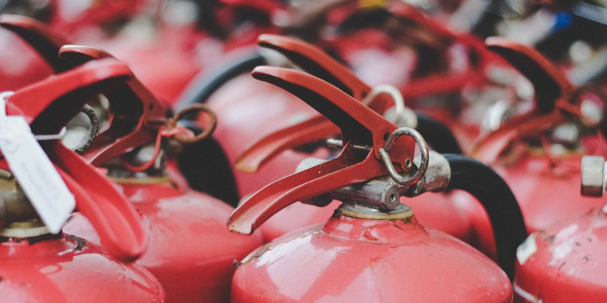 Do you know what type of fire extinguisher to buy? Here are some tips