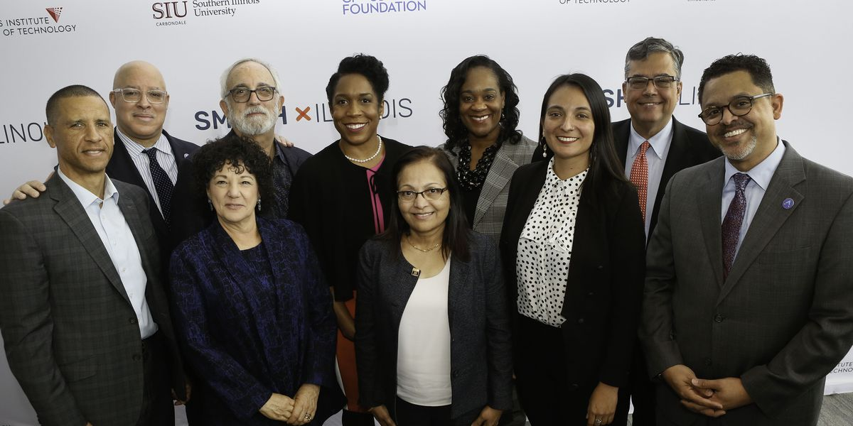 IL unveils free STEM program for students from underrepresented communities