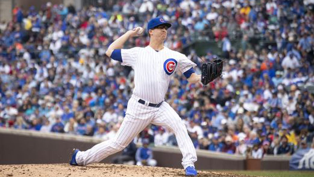 Cubs pitcher to speak at 'First Pitch Dinner' at UT Martin
