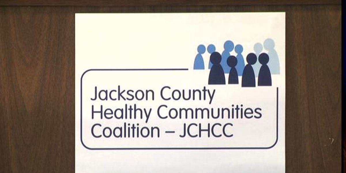 Health coalition presents 5 year plan