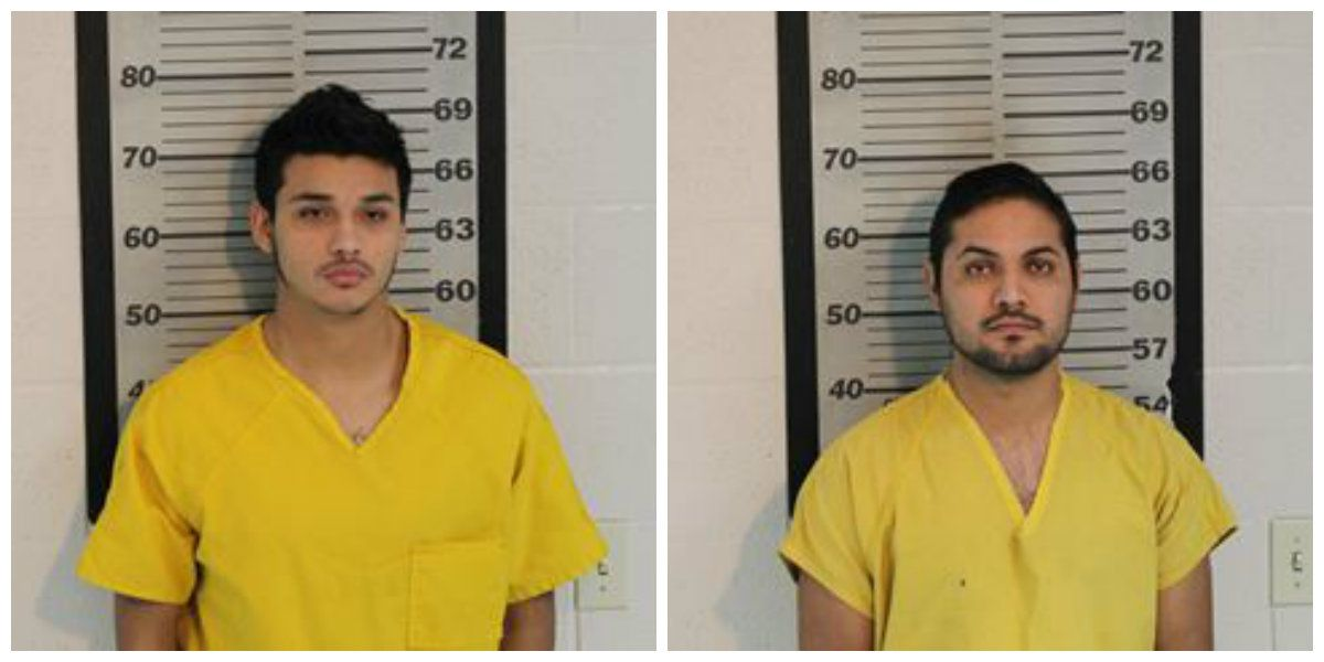 2 in country illegally, served warrants for rape in Dyersburg, TN