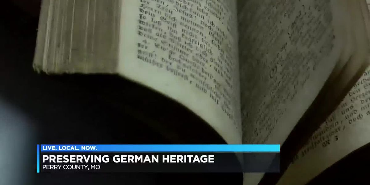 Preserving German heritage in Perry County