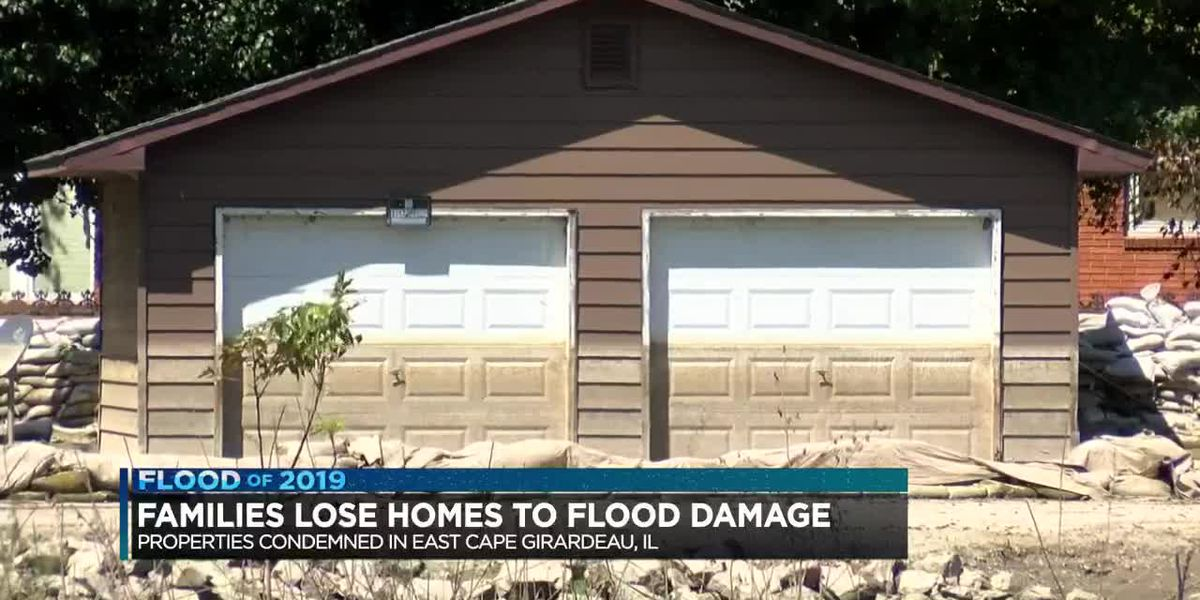 Families lose East Cape homes to flood damage