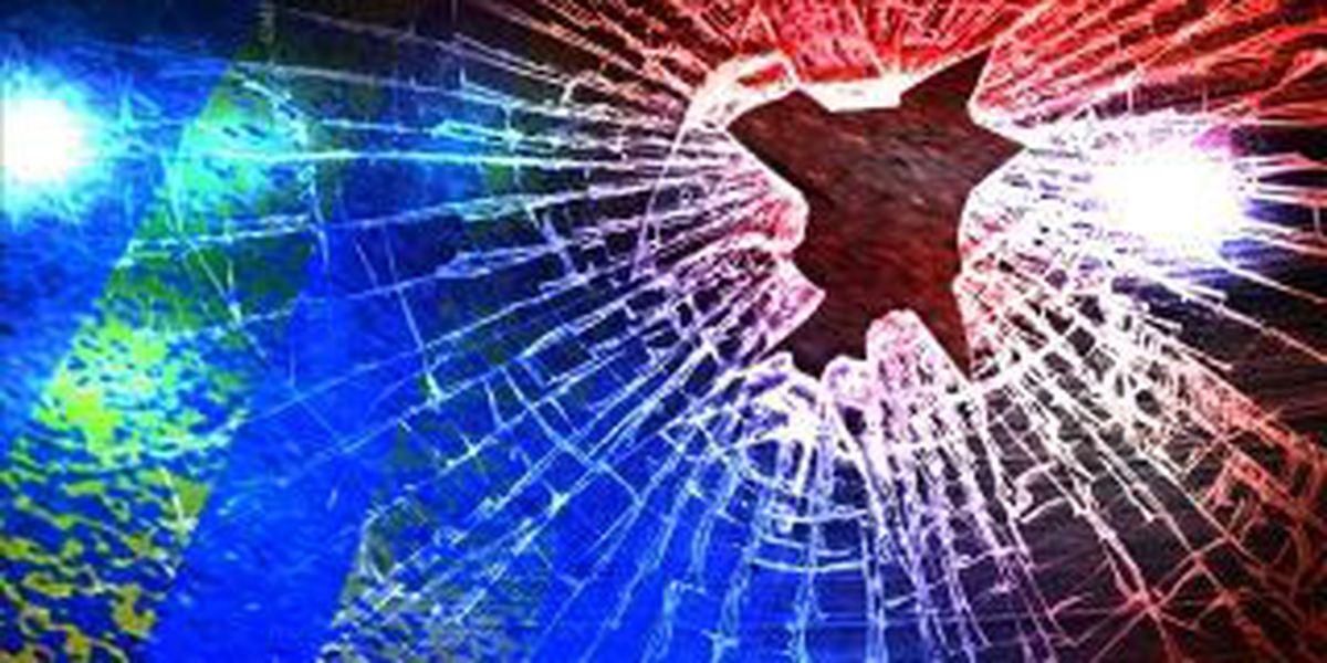Motorcycle, van crash in Saline County sends 1 to hospital