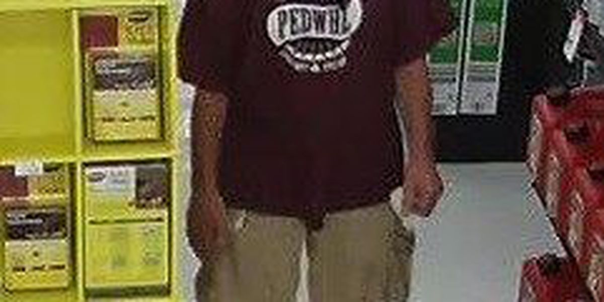 Carbondale Police ask for help identifying theft suspect
