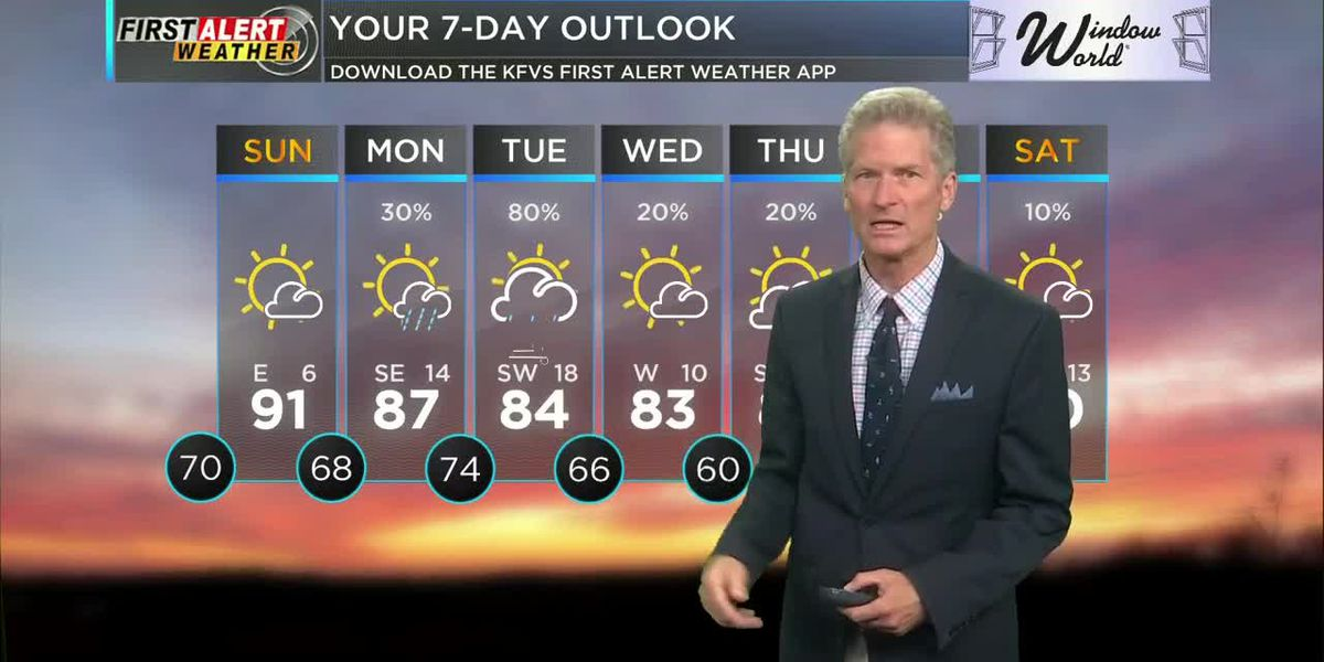 First Alert Weather 6 p.m. 6/6/2020