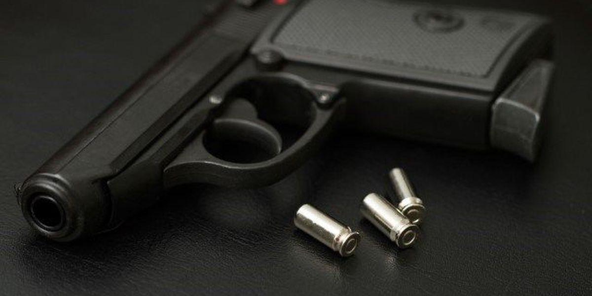 Man shoots himself while practicing loading gun