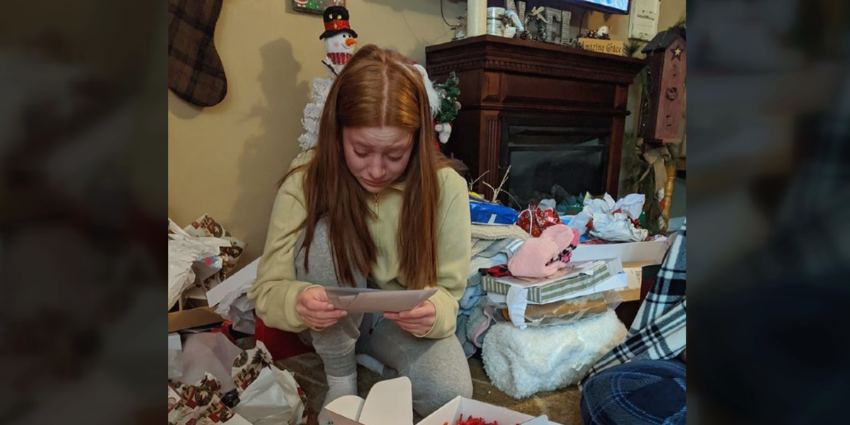 Kentucky teen hopes widely shared Facebook post keeps charitable momentum going