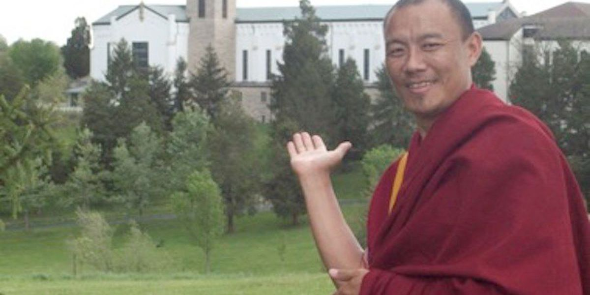 Tibetan monk scheduled to speak at WKCTC
