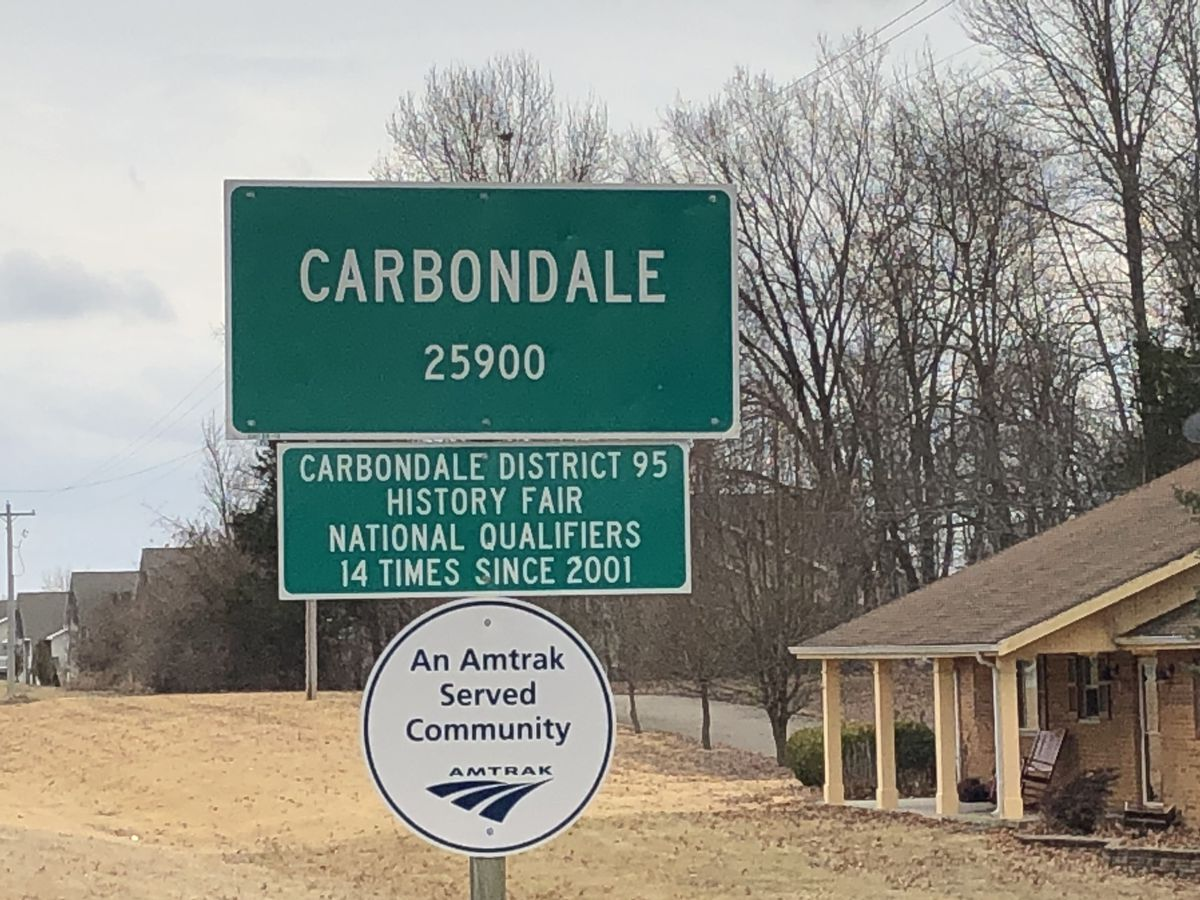 City of Carbondale offering free Wi-Fi downtown