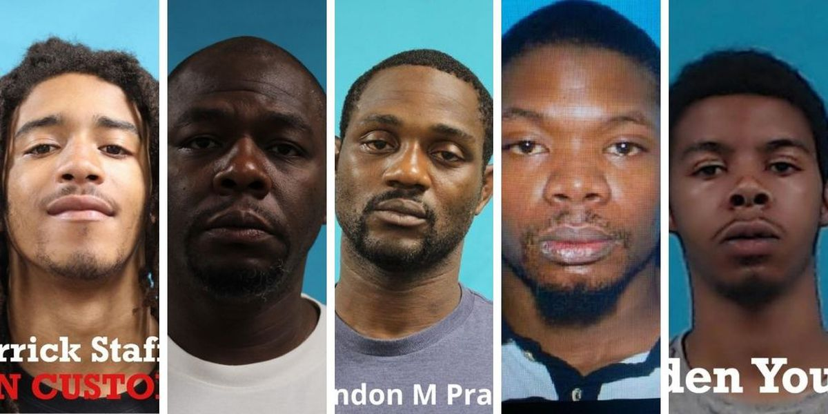 Fourth man in custody, 1 still wanted in connection to Cape Girardeau murder investigation