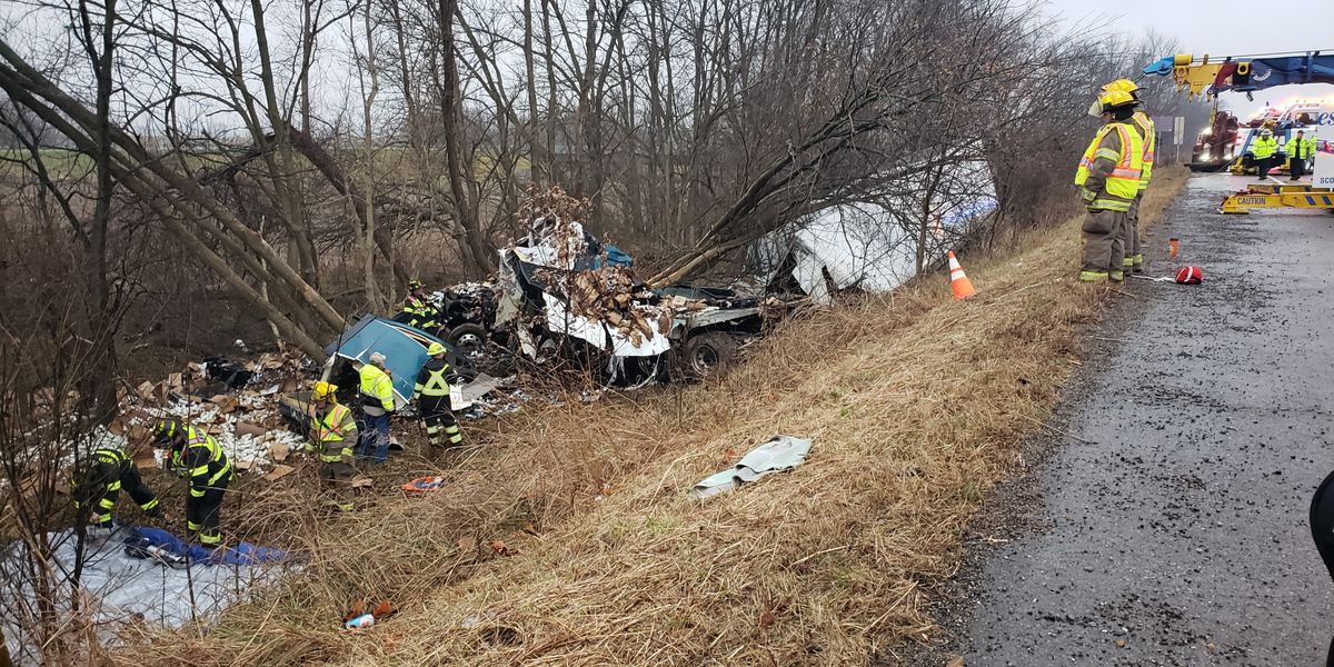 One lane of I-55 closed due to deadly crash in Scott County, Mo.