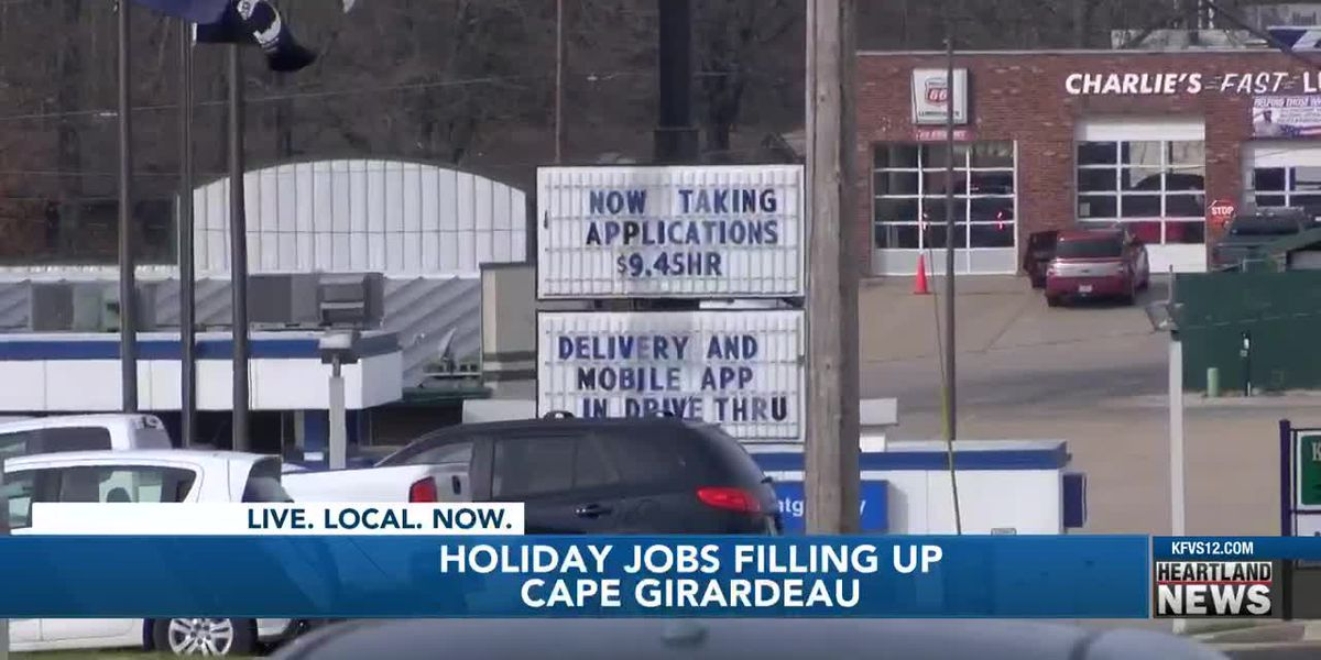 Holiday jobs filling up in Cape