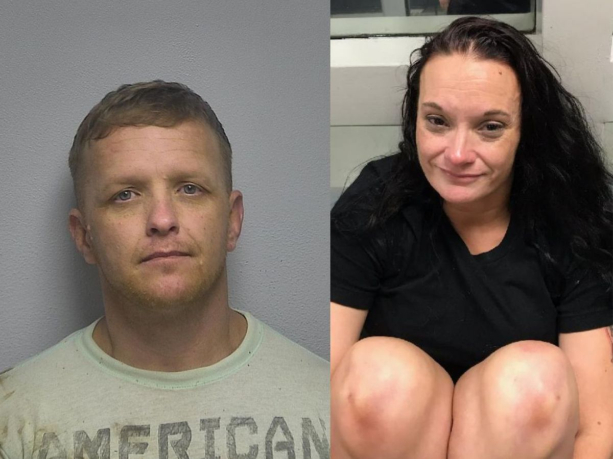 Two arrested after McCracken County stand off