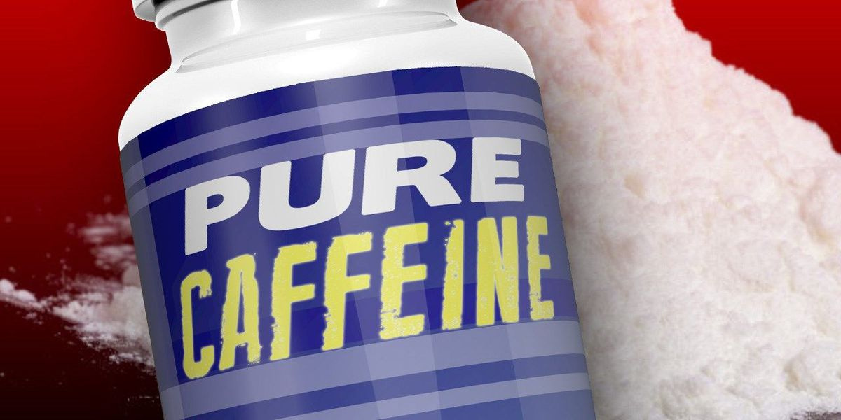 Powdered caffeine raises concerns after teen overdoses