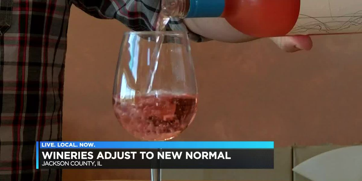 Wineries adjust to new normal in southern Illinois
