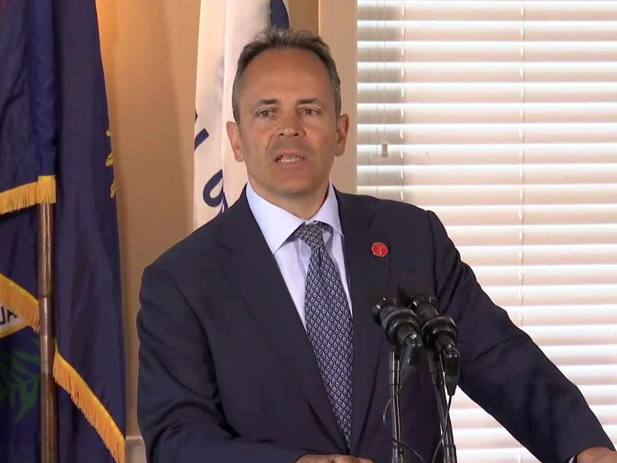 Kentucky Democratic Party files complaint over Bevin fundraiser 'scheme'