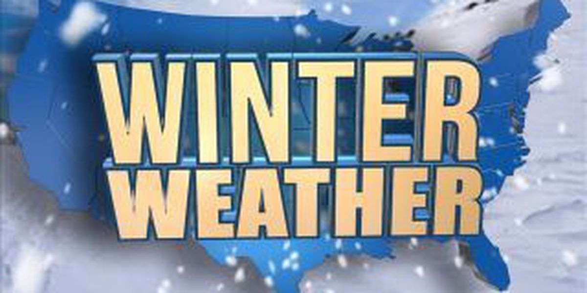 Event, business cancellations due to winter weather