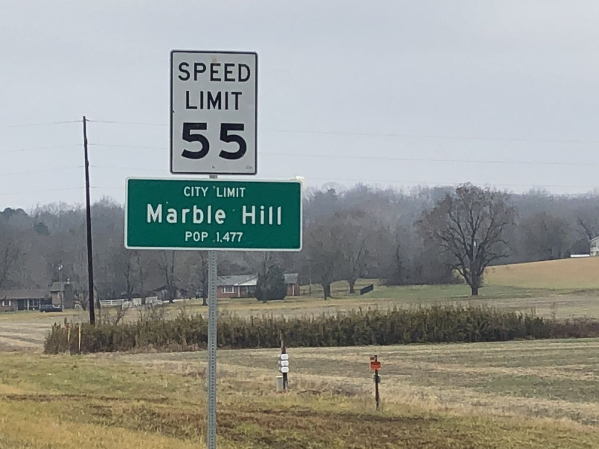Rash of thefts reported in Marble Hill, MO