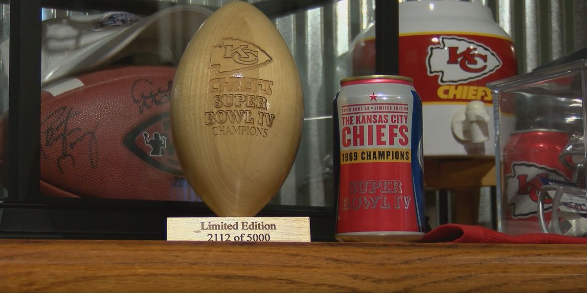 Long-time KC Chiefs fans witness 2nd Super Bowl victory