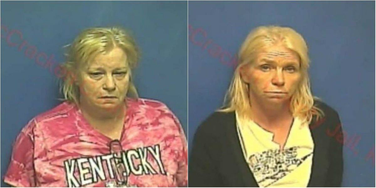 Women arrested on drug charges in McCracken Co., KY