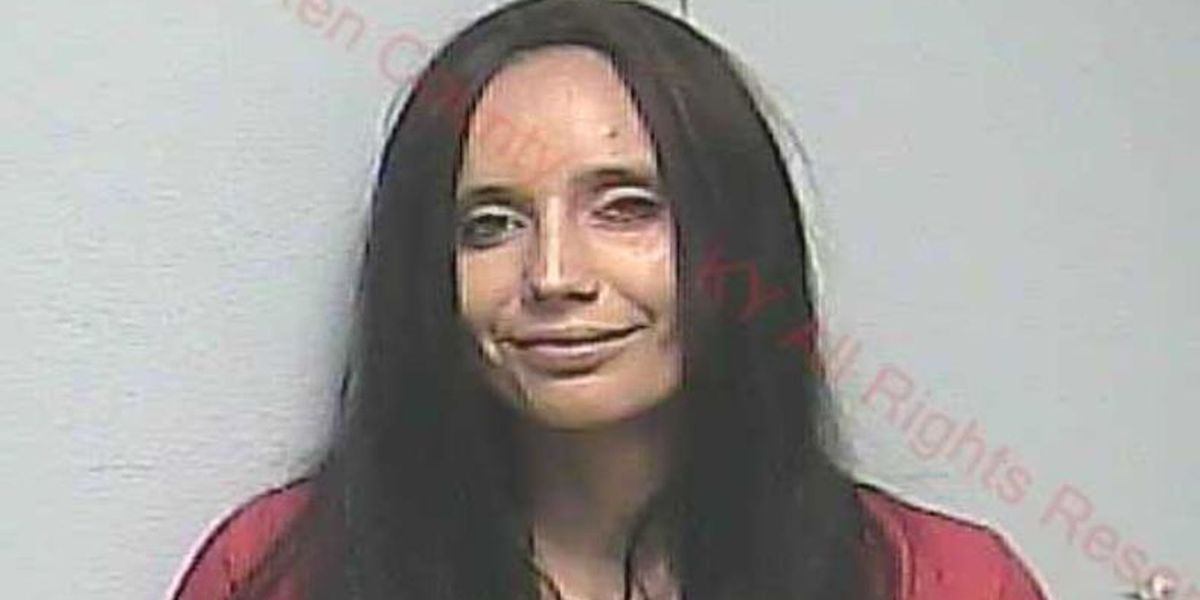 Police search Paducah woman's purse, find syringes