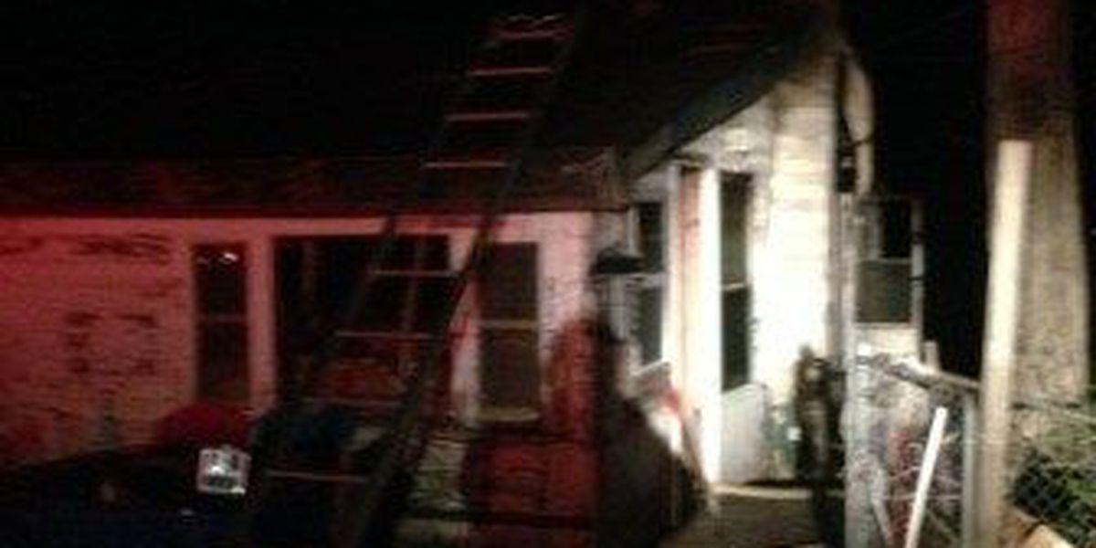 Crews respond to house fire in Poplar Bluff