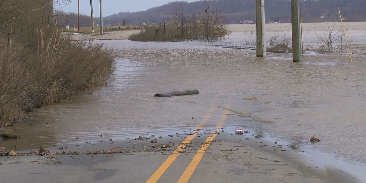 Ohio River continues to rise, officials warn against more flooding
