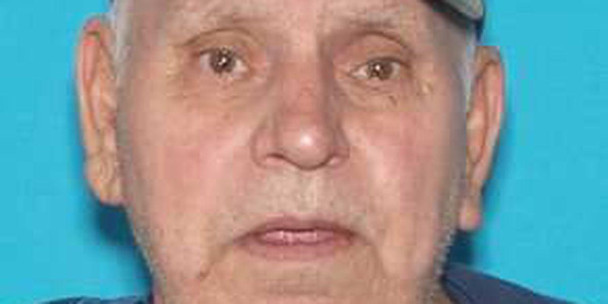 SILVER ADVISORY CANCELED, missing man found safe