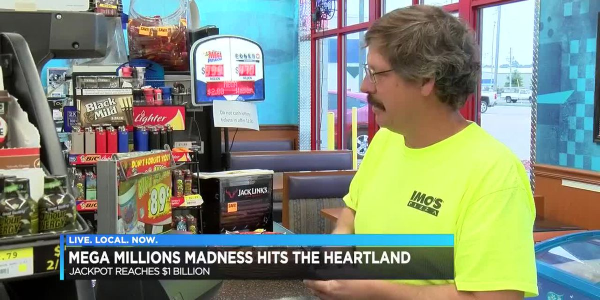 Mega millions madness hits the Heartland