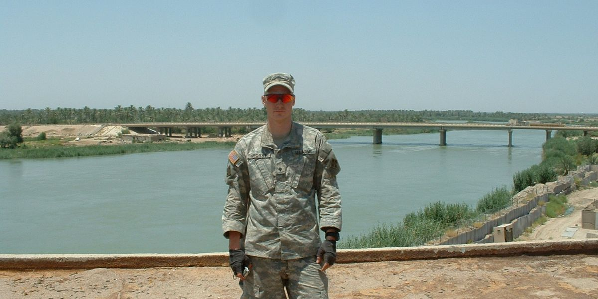 Salute to Heroes Week featuring Staff Sgt. Mike Probst