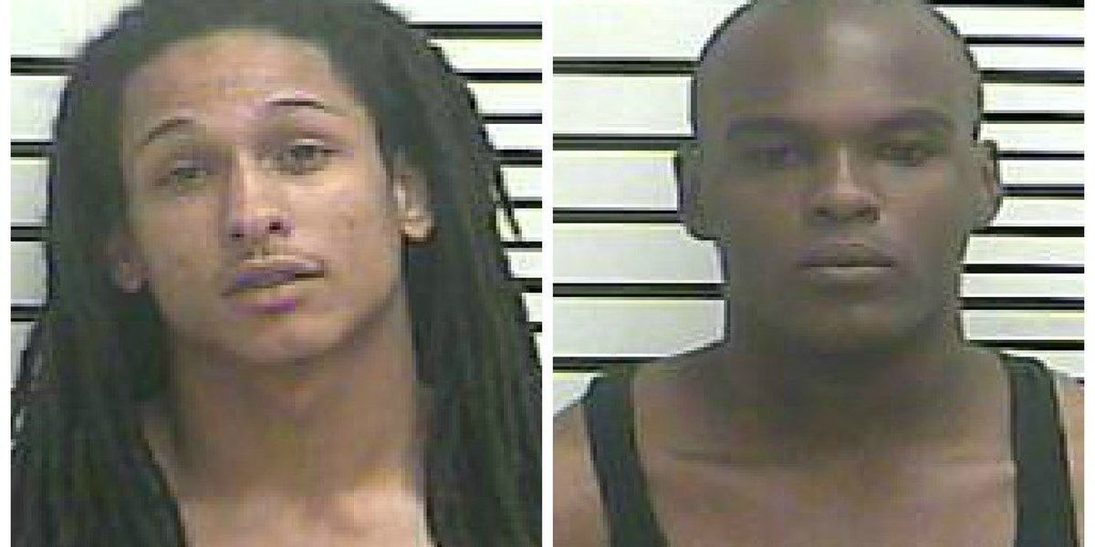 Suspect in armed robbery arrested - 2 arrested in Charleston shooting