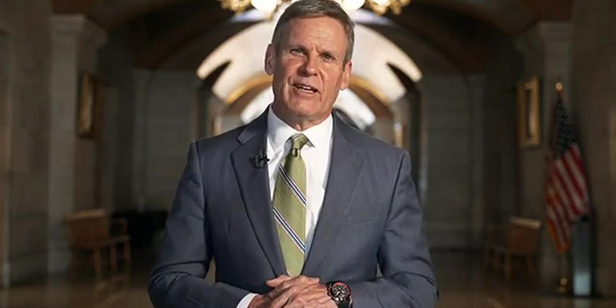 Gov. Bill Lee delivers State of the State address today