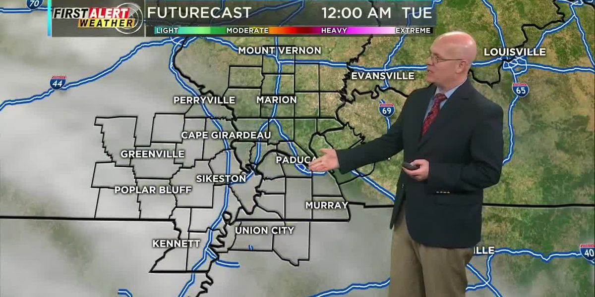 First Alert Weather at Noon 3/23
