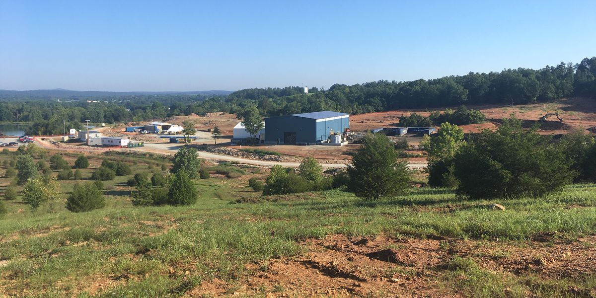 Old mine to be re-purposed; hundreds of new jobs possible