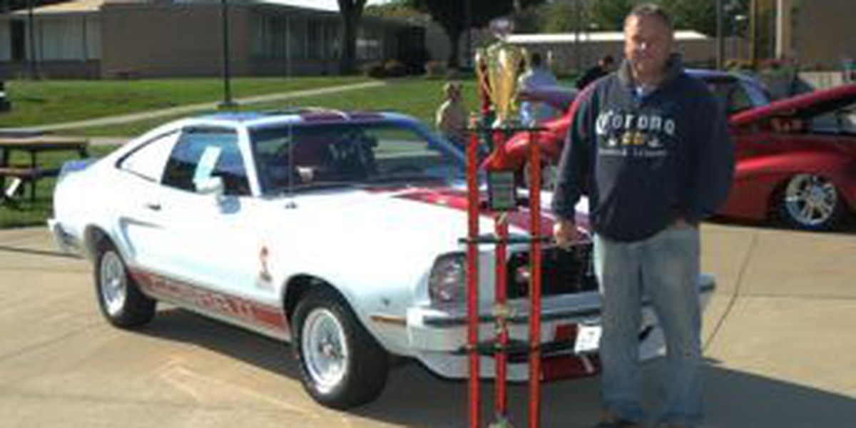 Second Annual Rend Lake College MarketPlace Car Show is May 4